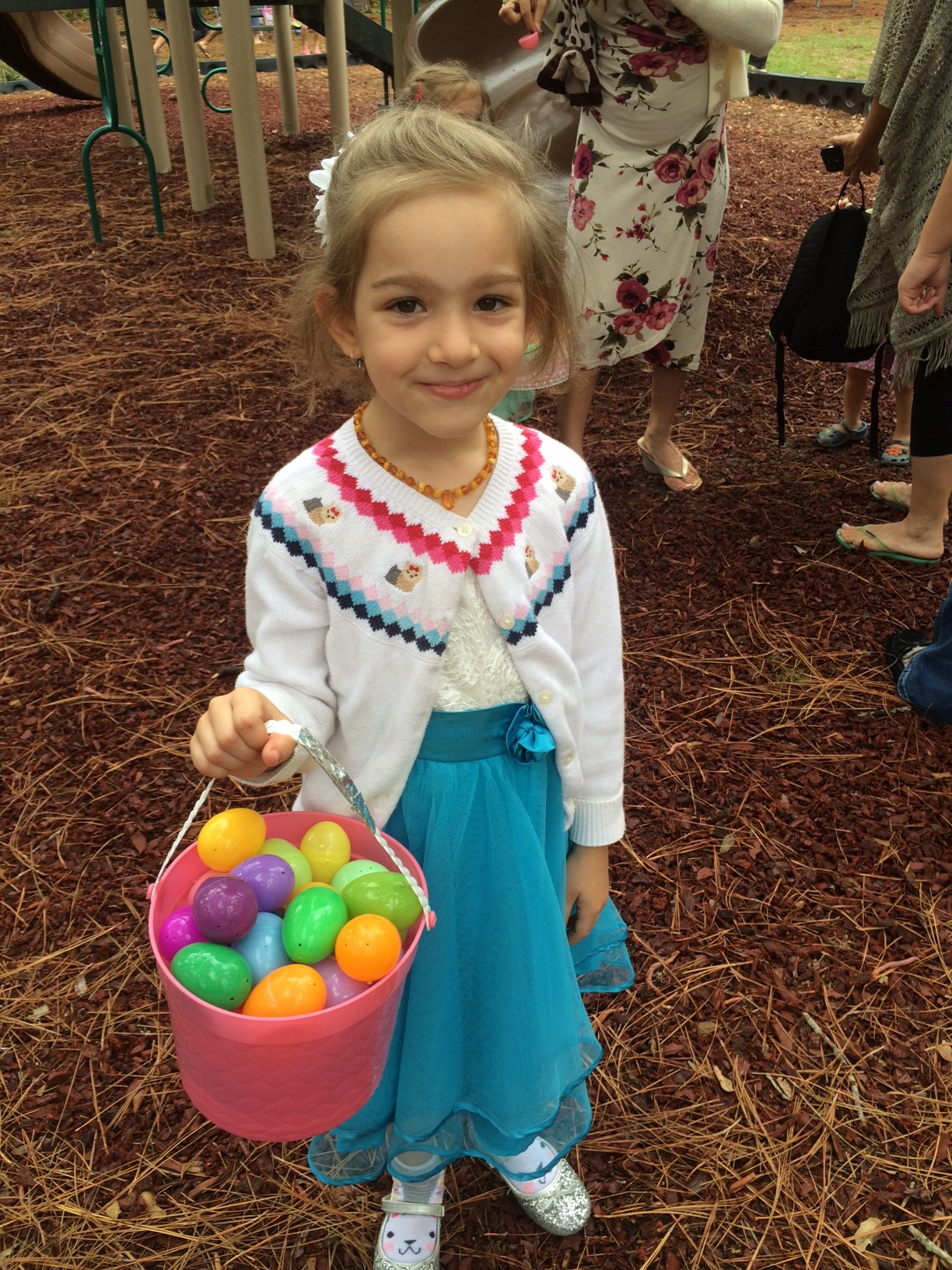 Easter egg hunt 2016 6