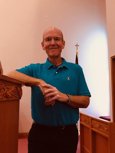 Pastor Steve image